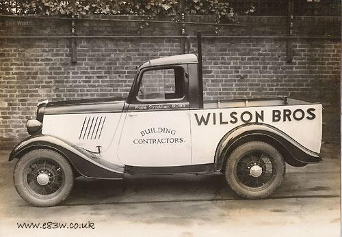 1932 Ford Model Y pickup
