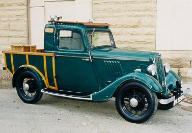1934 English Ford model Y pickup