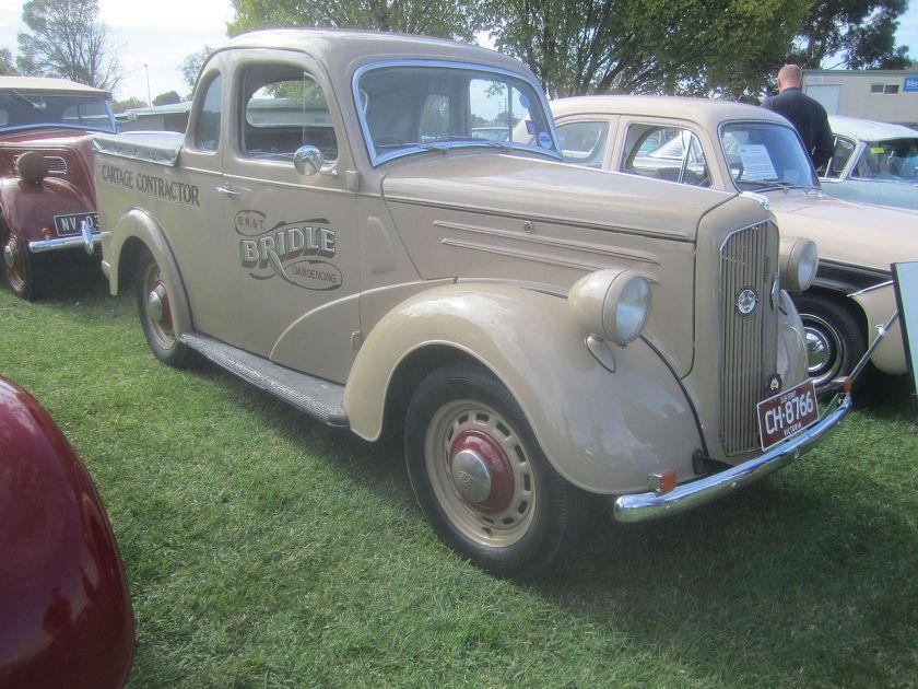 1942 Ford Anglia A54A Coupe Utility