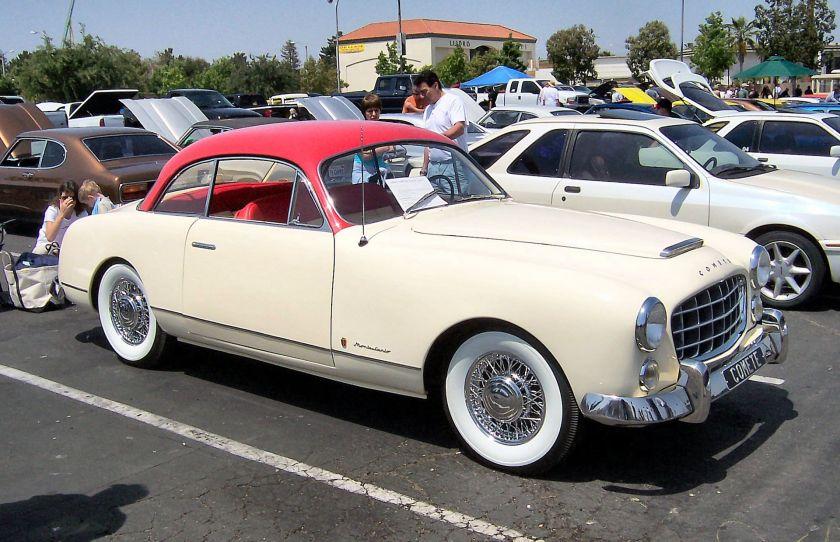 1951-54 Ford Comète