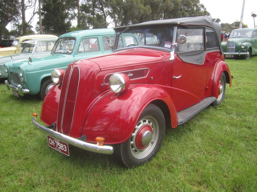 1951 Ford Anglia A494A Tourer