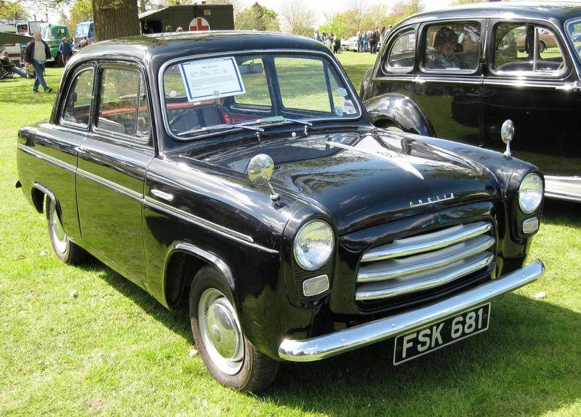1955 Ford Anglia 100E 1172 cc