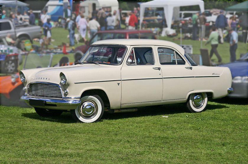 1956 Ford Consul 204E MkII front