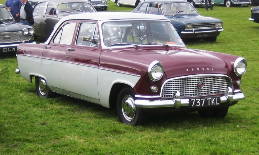 1962 Ford Consul