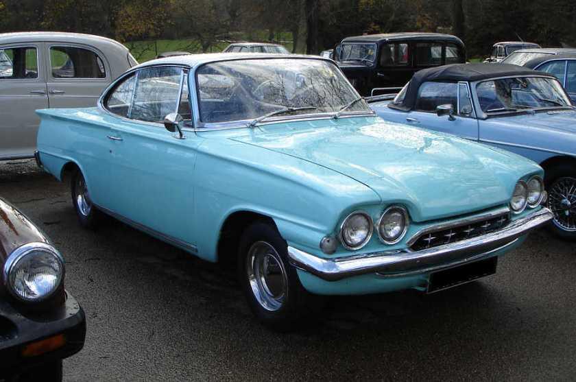 1963 Ford Consul Capri