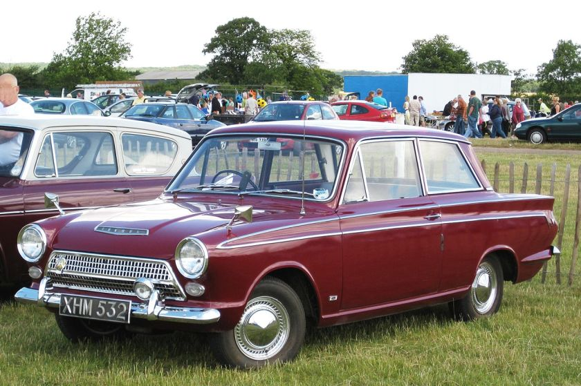 1963 Ford Cortina Mark I pre first facelift