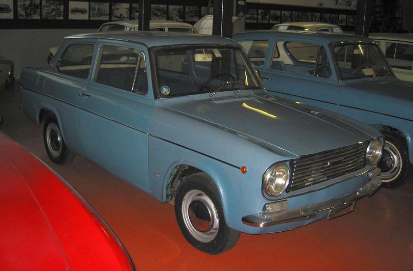 1964-67 Ford Anglia Torino 1964-1967