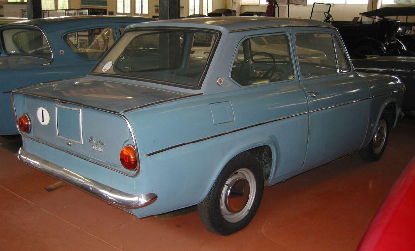 1964-67 Ford Anglia Torino