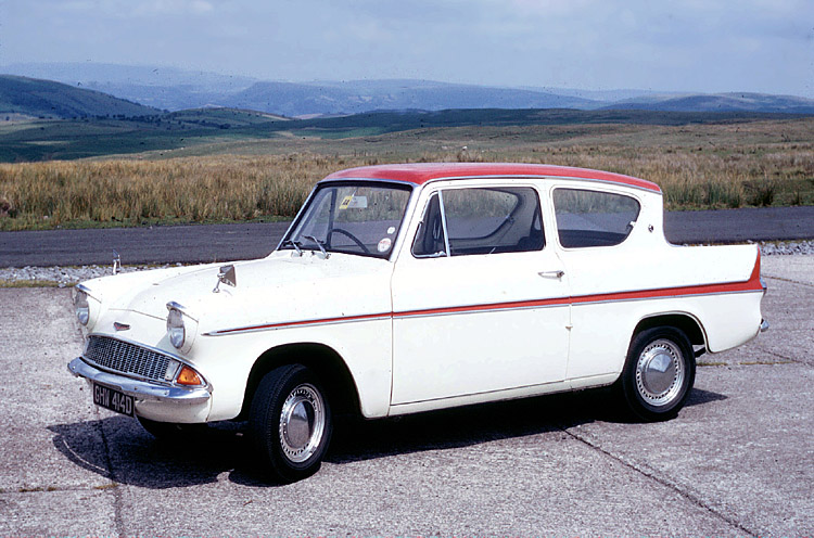 1966 Ford Anglia 123E Super