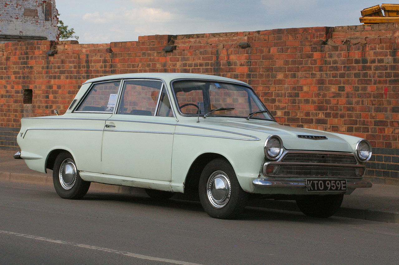 Ford Motor Company Part Ix The Ford Cortina Myn