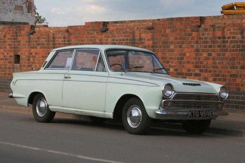 1967 Ford Cortina Mk I KTO959E