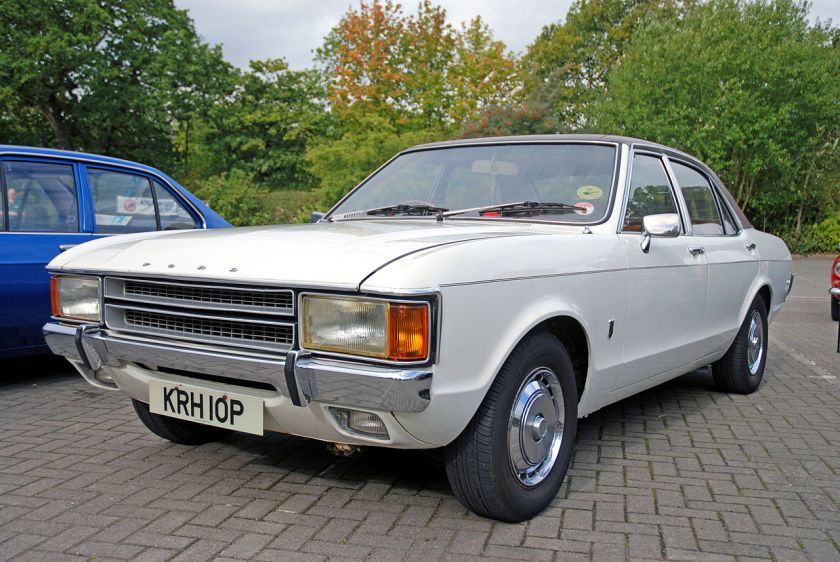 1970s Ford Consul (10362664283)