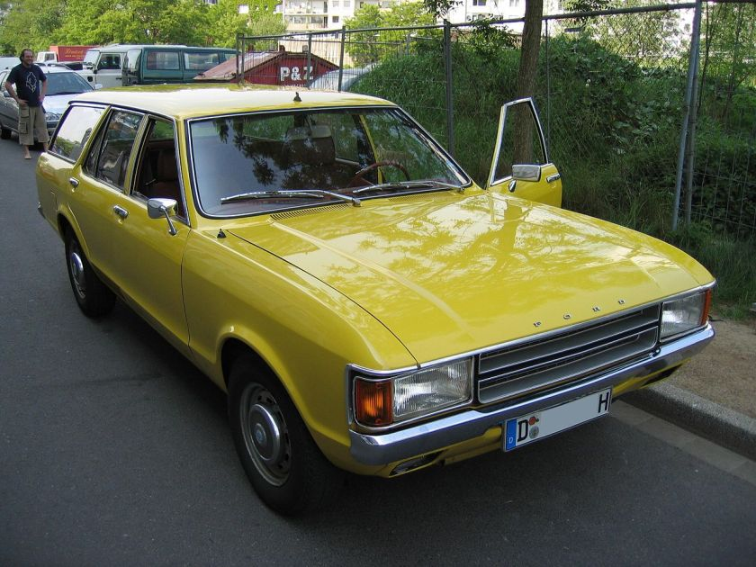 1972-75 Ford Consul Estate