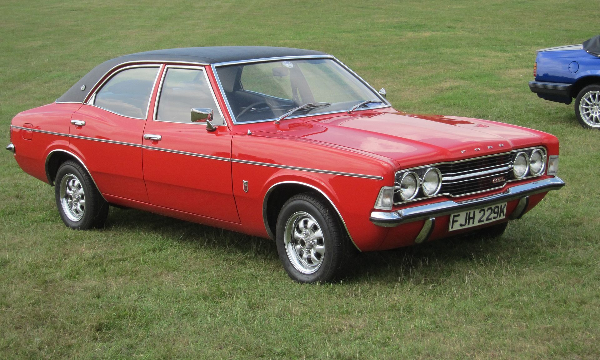 Ford Cortina Mkiii Gxl Ca Cc on Ford Cortina 1970 1976 Mk3