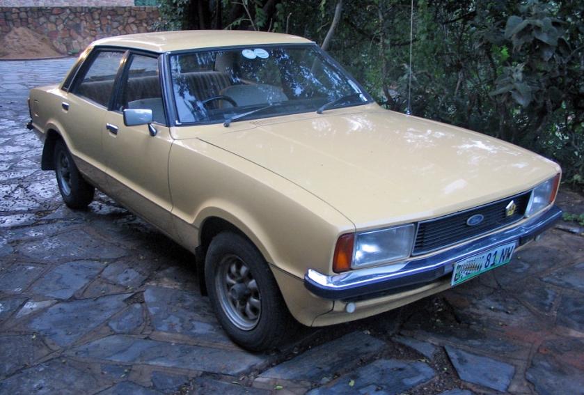 1977 Ford Cortina MkIV ZA