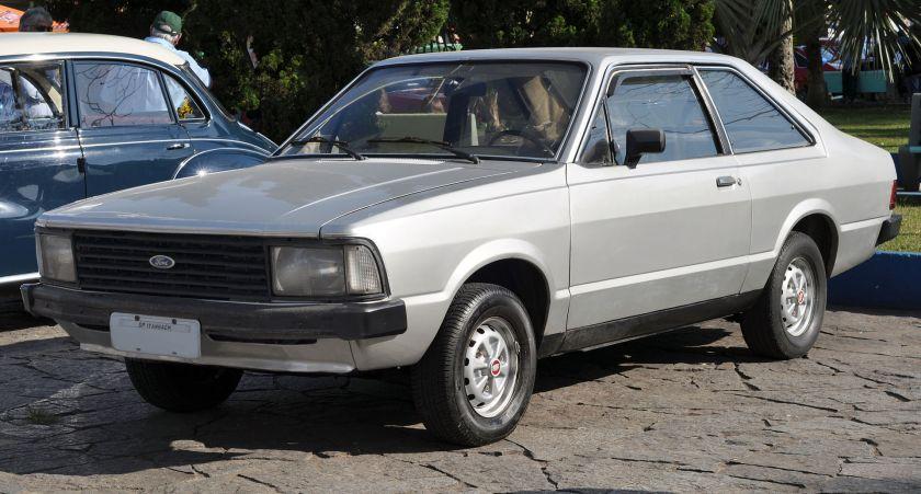 Ford Corcel II Itanhaém