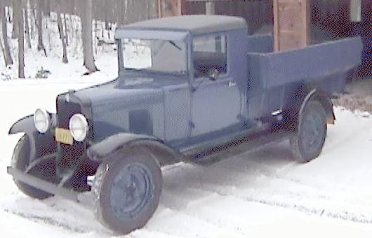 1929 Chevrolet 15ton grain truck 6cyl