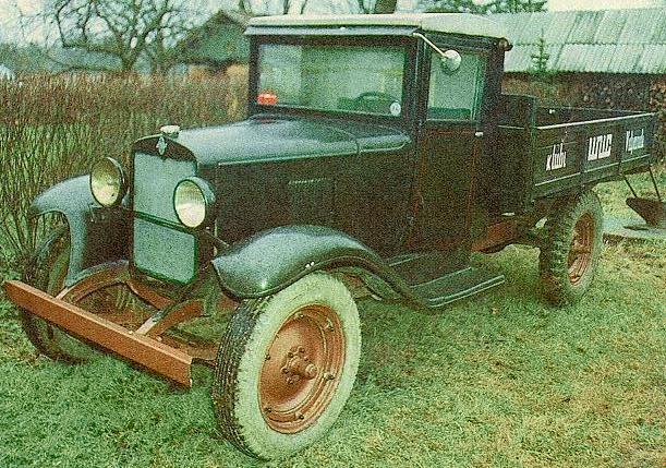 1929 Chevy