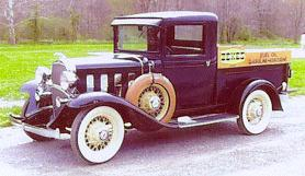 1932 Chevrolet deluxe pickup 6cyl 3spd