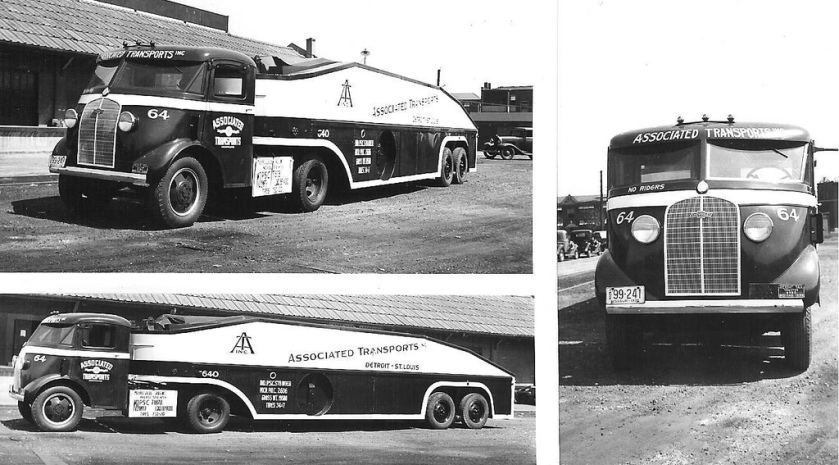 1935 Chevrolet coe Car hauler