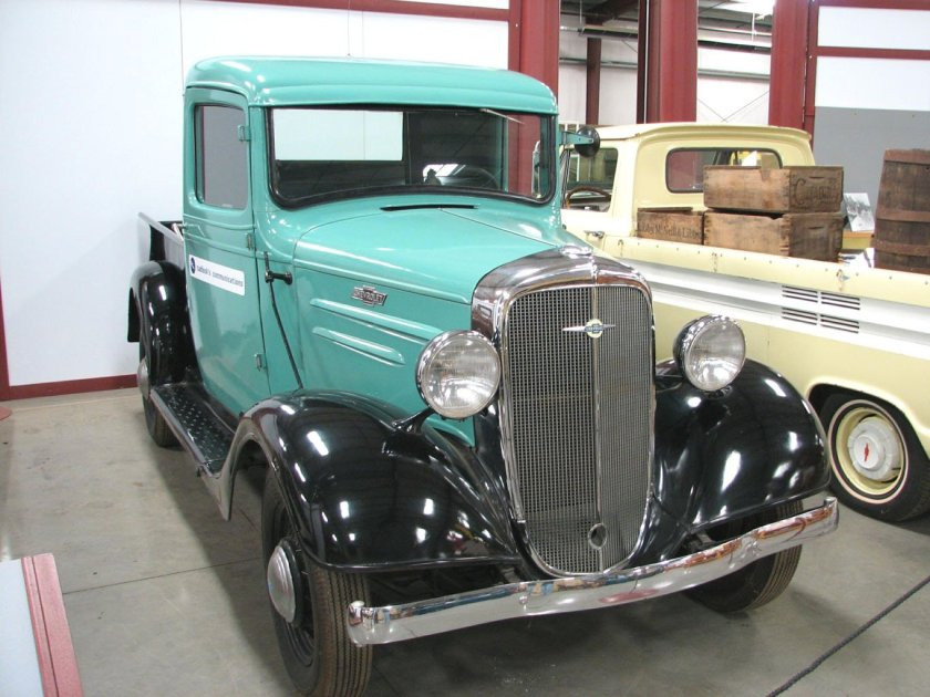 1936 CHEVROLET FB PICKUP