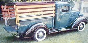 1937 Chevrolet pickup (2)