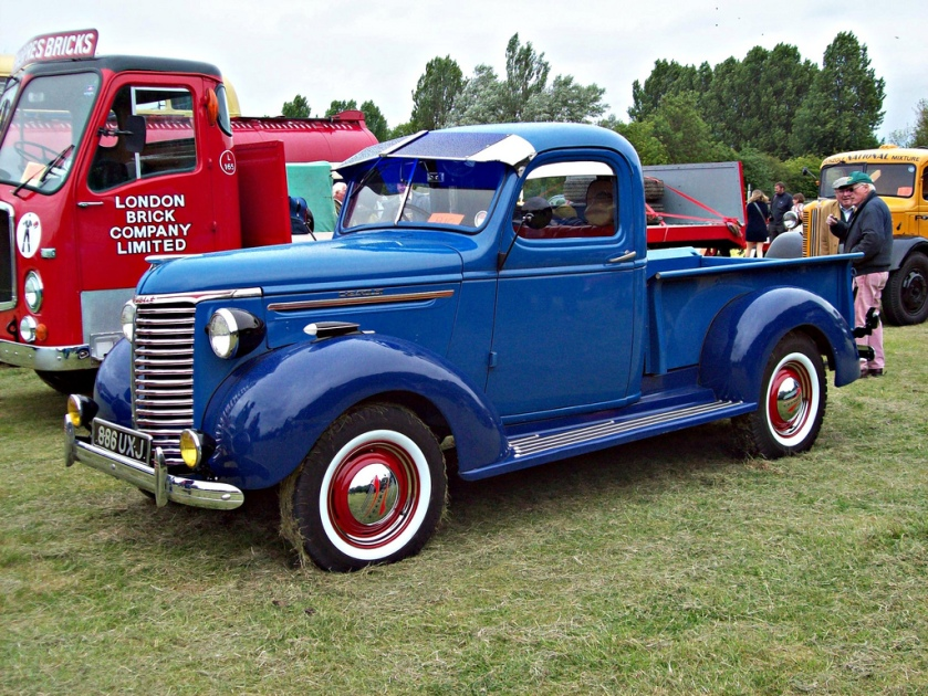 1939 Chevrolet JC Pick Up
