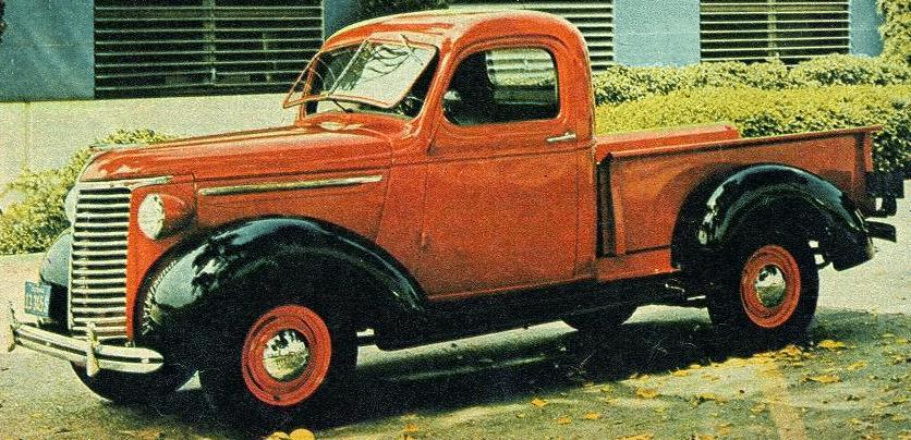 1939 Chevrolet jcp