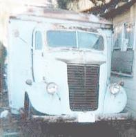 1940 Chevrolet COE body by Paramount Studios