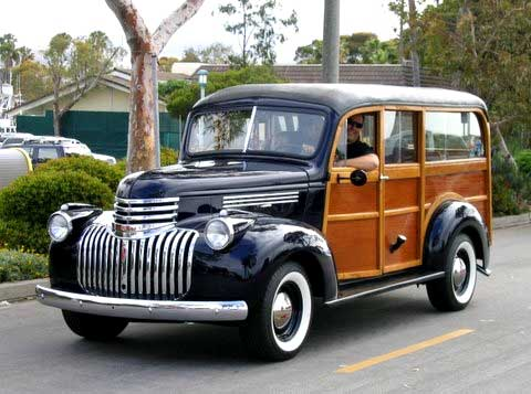 1942 Chevrolet ½ ton by Mid-States Body (Campbell)