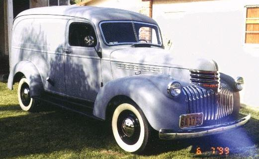 1942 Chevrolet paneltruck