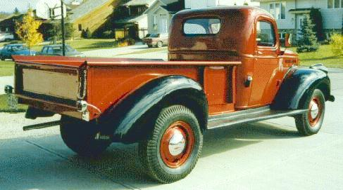 1942 Chevrolet pickup JackSill