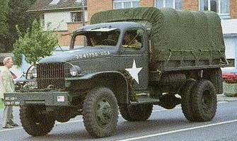 1943 Chevrolet 710f