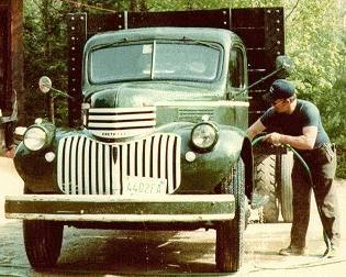 1944 Chevrolet 2ton