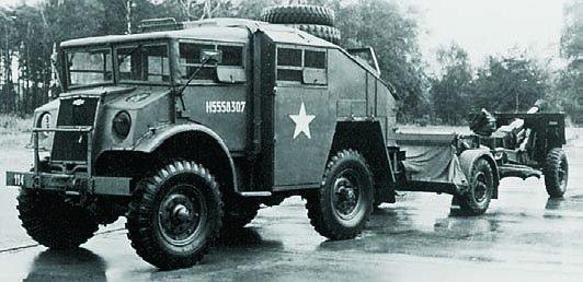 1944 Chevrolet CGT, 4x4