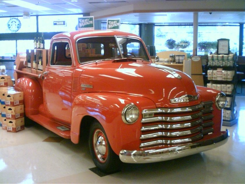 1946 Chevrolet Thriftmaster