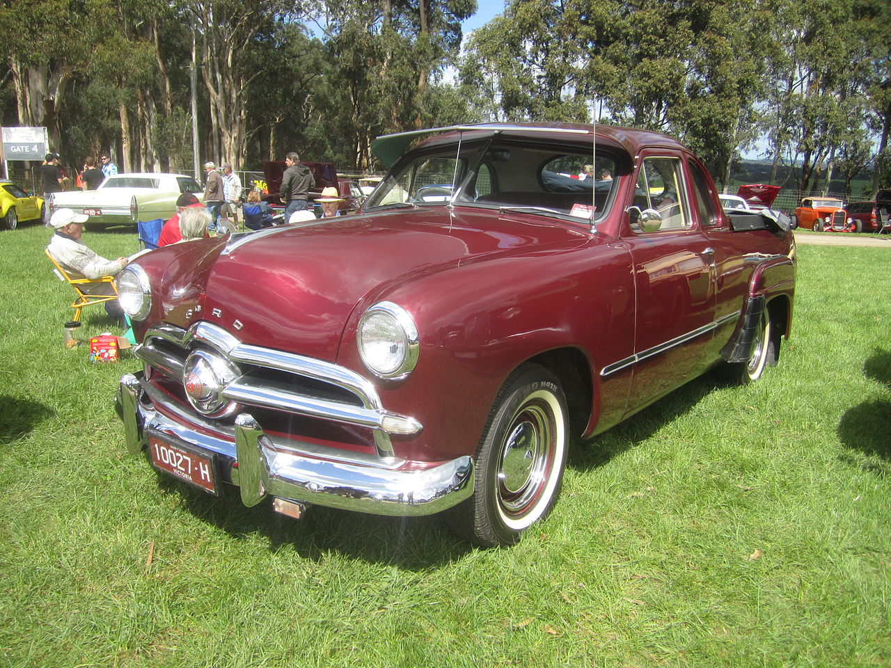 Ford Motor Company Part Xii The Crestline Myn Transport Blog 1949 2 Door Sedan Coupe Utility
