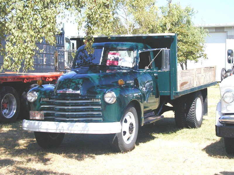1950 CHEVROLET 6400