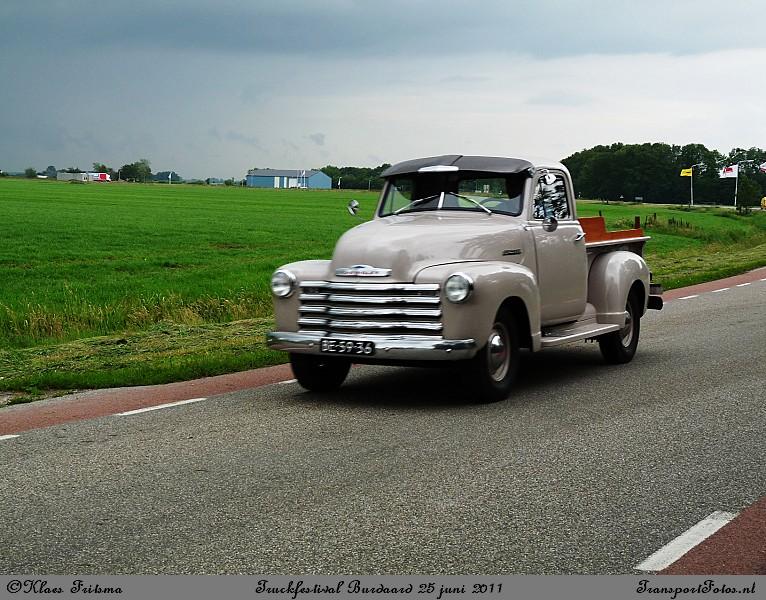 1951 Chevrolet B