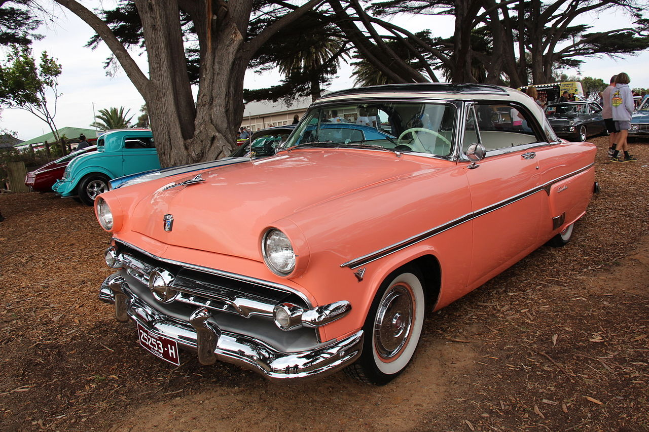 Ford Motor Company Part Xii The Ford Crestline Myn