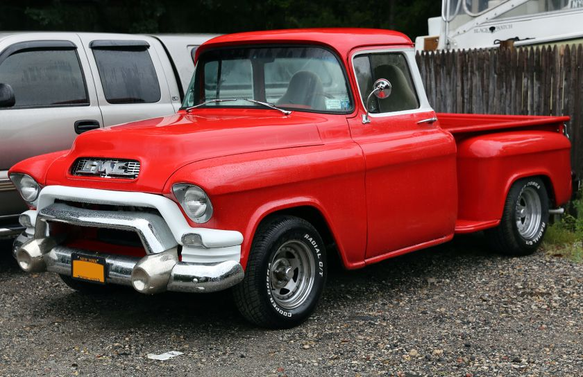 1955 GMC Blue Chip 150