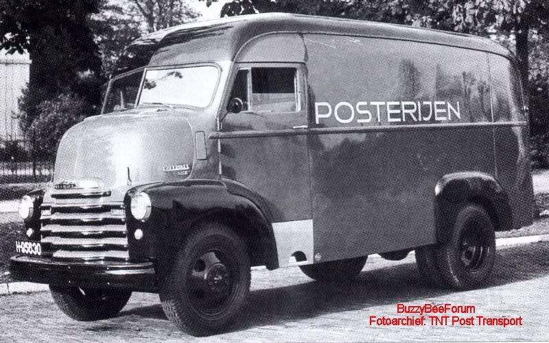 1956 Chevrolet 5 PTT