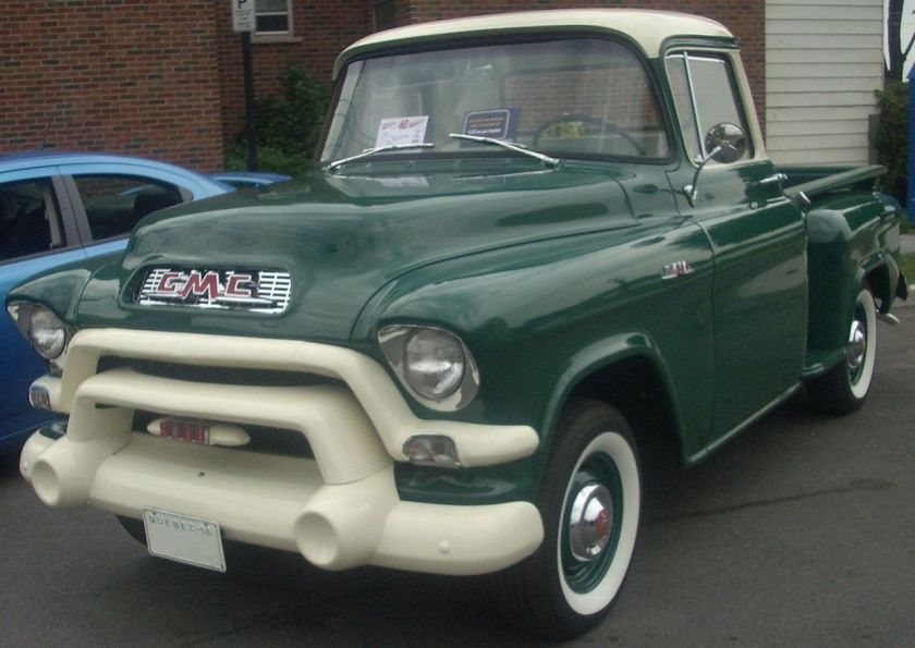 1956 GMC Blue Chip