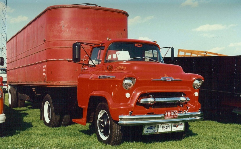 1957 Chevrolet A 5100 series LCF model
