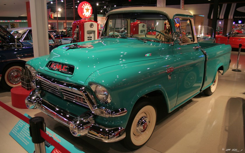 1957 GMC Suburban Carrier