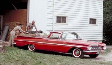 1958 Chevrolet El Camino