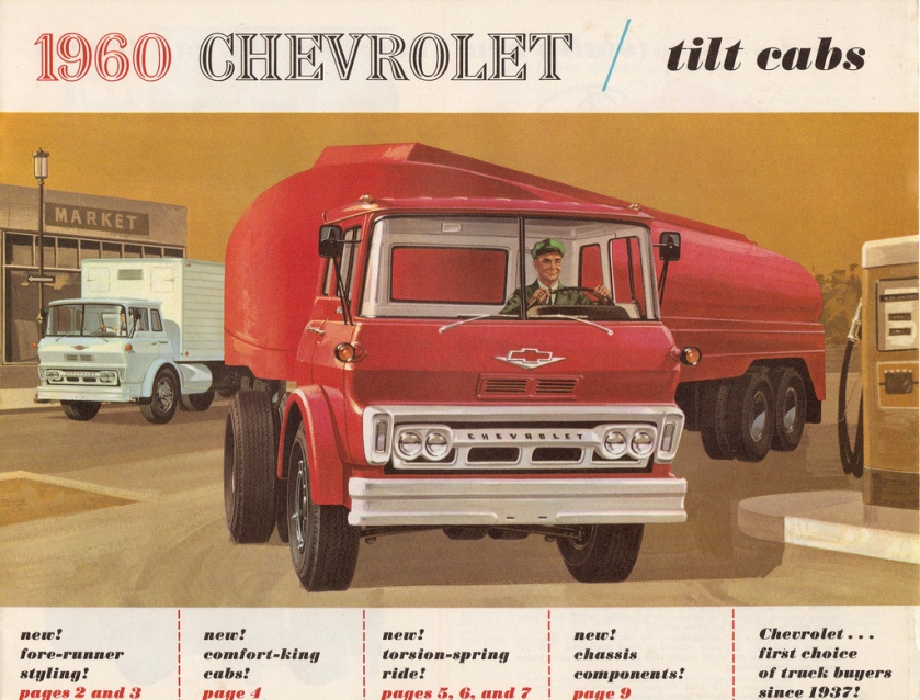 1960 Chevrolet Tilt Cab