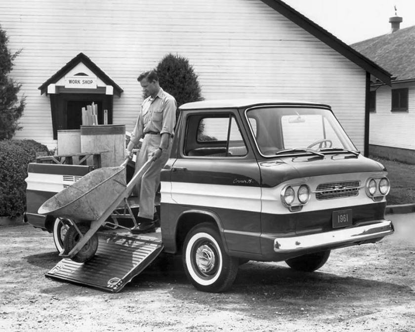 1961 Chevy Corvair Truck
