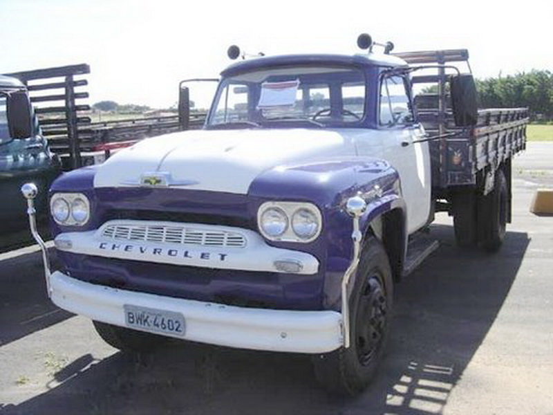 1963 CHEVROLET BRASIL Made In Brasil