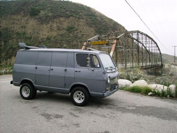 1963 Chevy Van